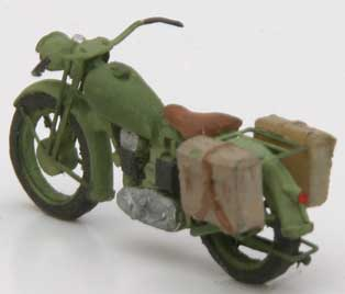 Artitec - Triumph 6/1 motorcycle (military)