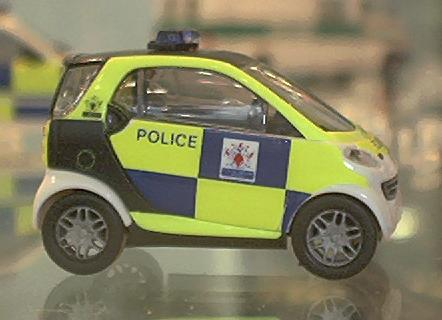 Busch - Smart Car - City of London Police