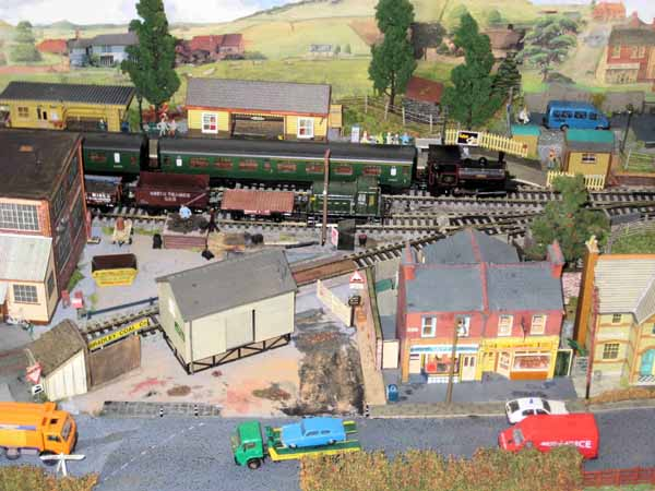 Chris Arnold's 'Grangeburn' layout