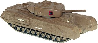 Corgi - Churchill IV main battle tank