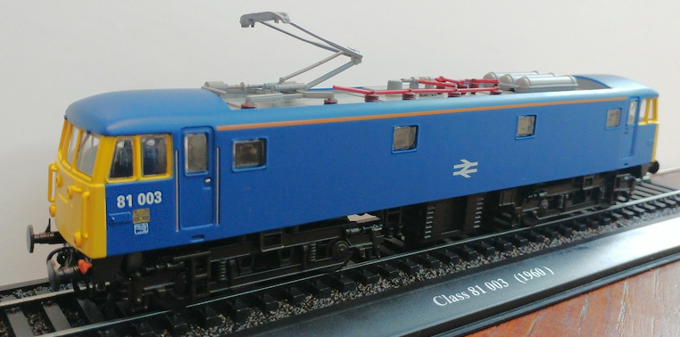 Class 81 from Atlas Limited Editions