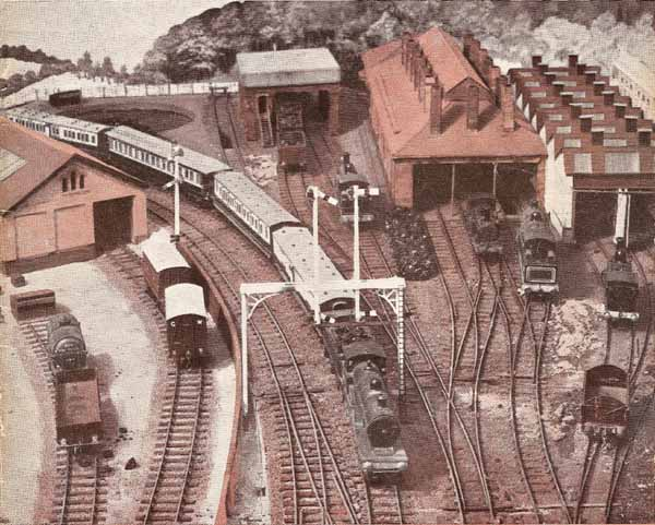 LNWR layout -photo 1