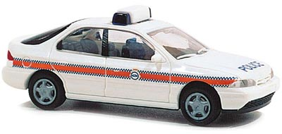 Rietze 50572 - Ford Mondeo police saloon car