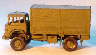 Trident 80167 Bedford MK 4-ton flatbed truck